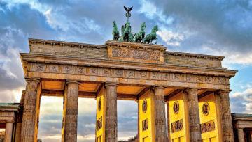 Vista di Berlino