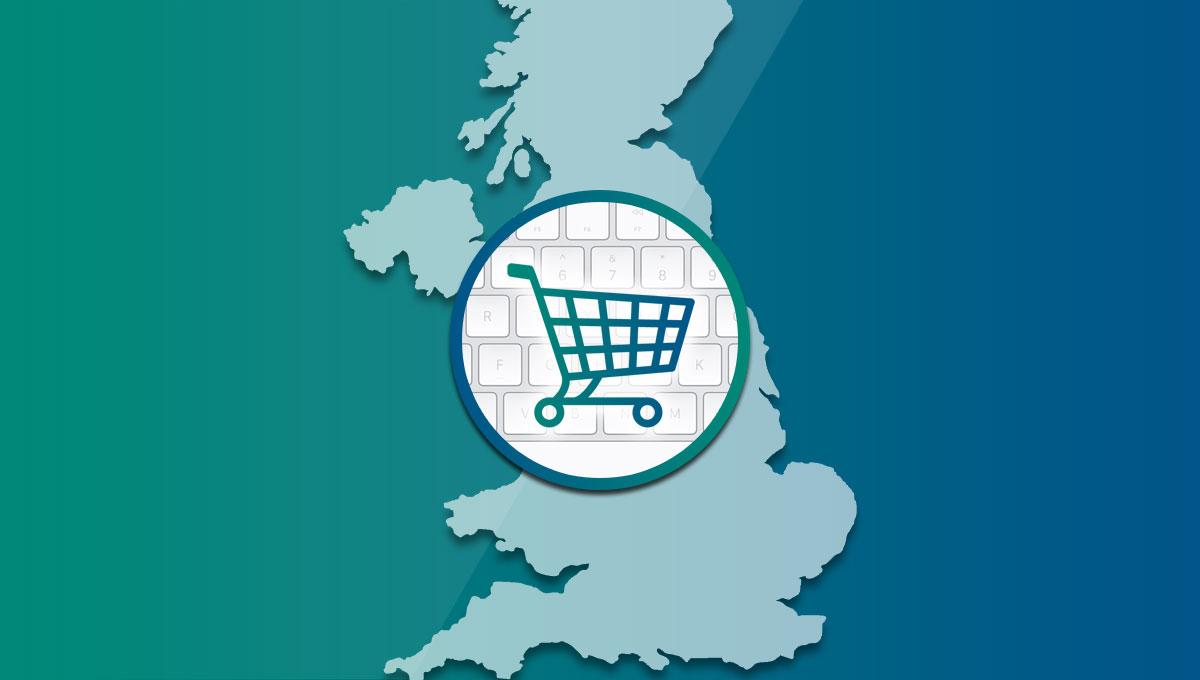 e-commerce nel Regno Unito