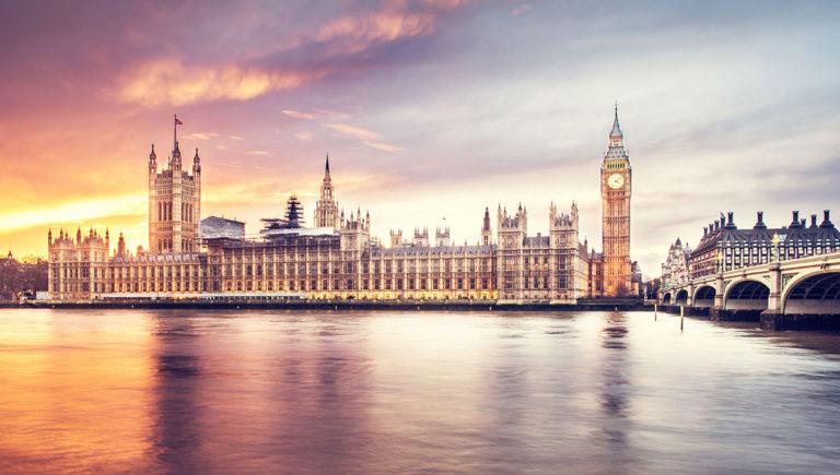 Vista di Londra