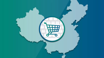 e-commerce in Cina
