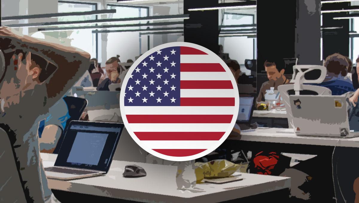 Top datori di lavoro statunitensi